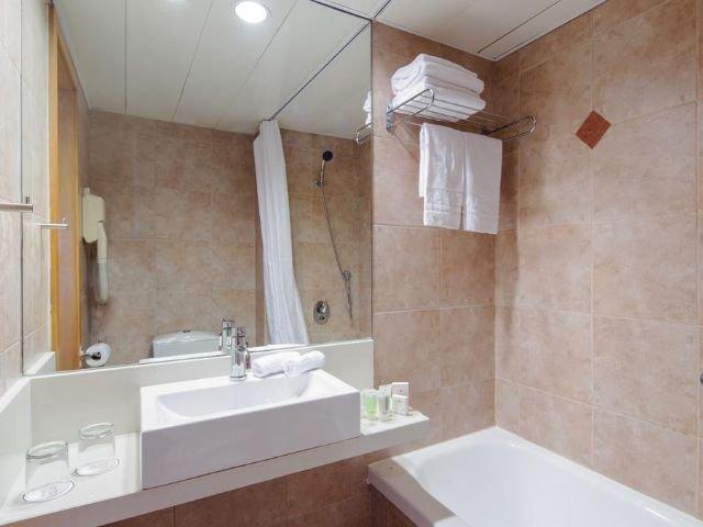 Prima City Hotel - badkamer