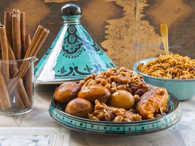 Jordanië & Israël - tradiotioneel diner