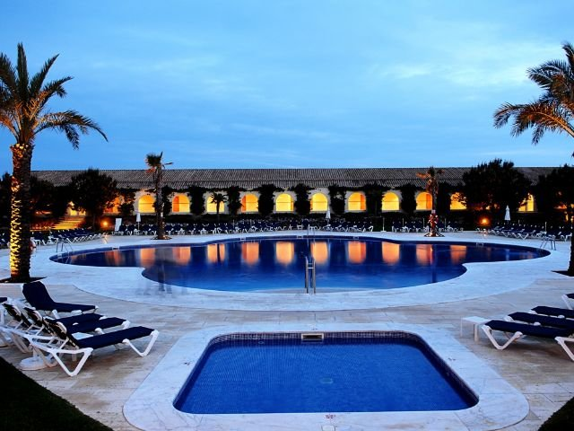 portugal - algarve - tavira - vila galé albacora - zwembad