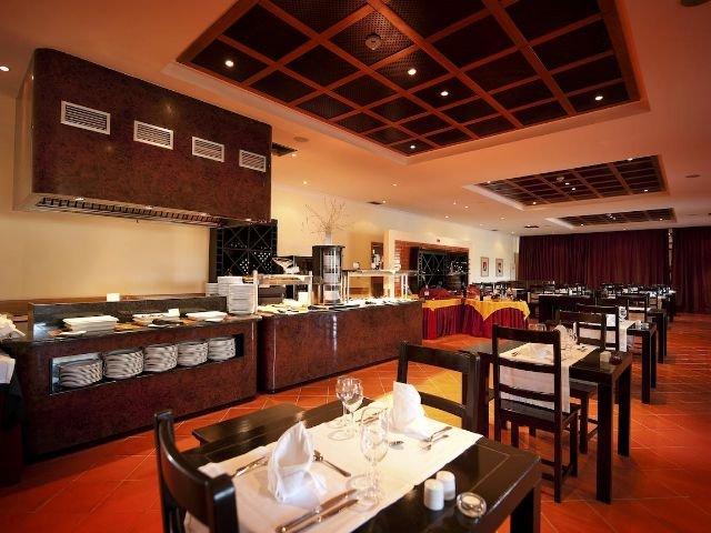 portugal - algarve - tavira - vila galé albacora -restaurant