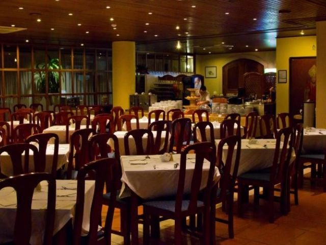Portugal - Évora - hotel dom fernando - restaurant