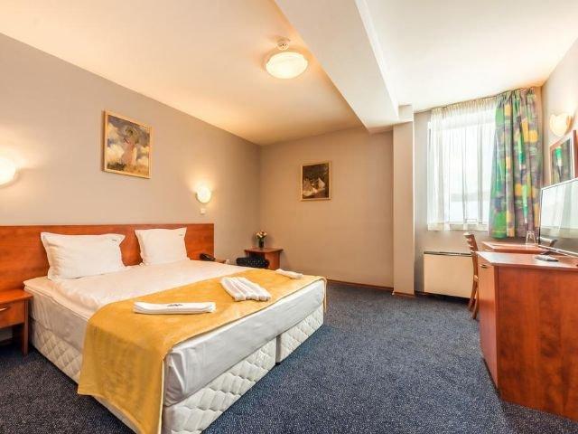 Sofia - Hotel Sveta Sofia **** - voorbeeldkamer