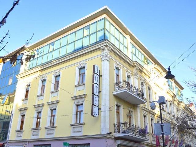Sofia - Hotel Sveta Sofia **** - vooraanzicht