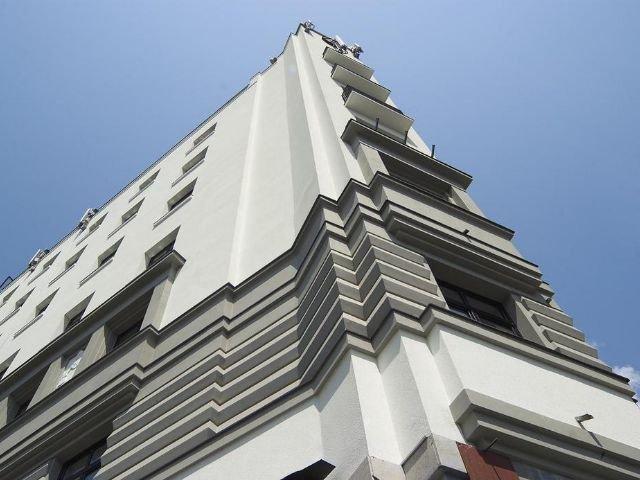 Belgrado - Hotel Prag **** - vooraanzicht