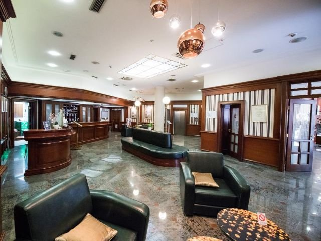 Belgrado - Hotel Prag **** - lobby