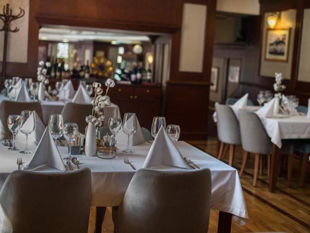 Belgrado - Hotel Prag **** - restaurant