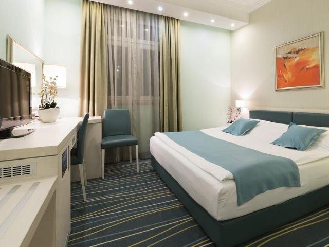 Belgrado - Hotel Prag **** - voorbeeldkamer