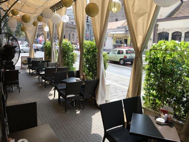 Belgrado - Hotel Prag **** - terras
