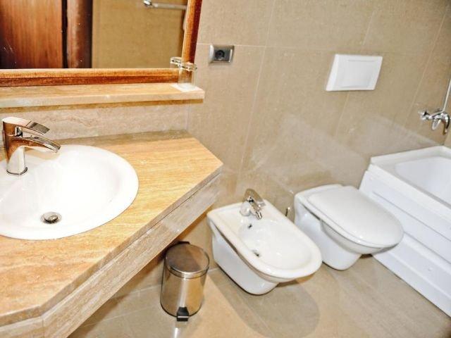 Tirana - Hotel Doro City **** - voorbeeld badkamer