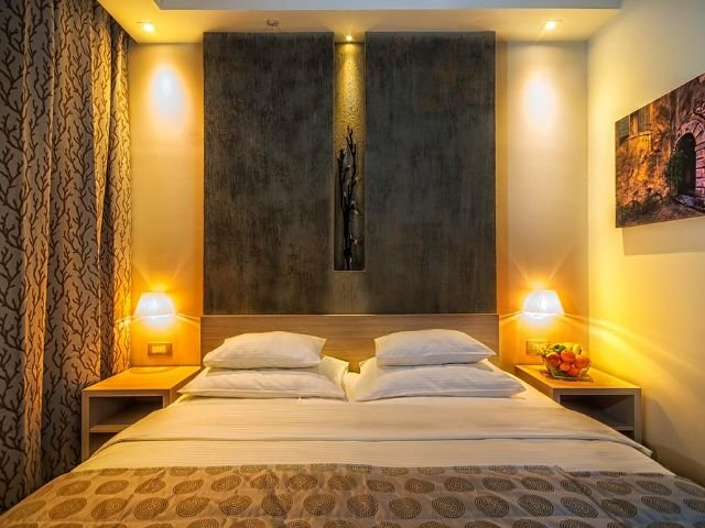 Igalo - Hotel Palmon Bay Hotel & Spa **** - voorbeeldkamer