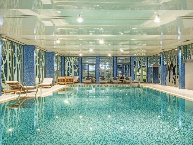 Igalo - Hotel Palmon Bay Hotel & Spa **** - binnenzwembad