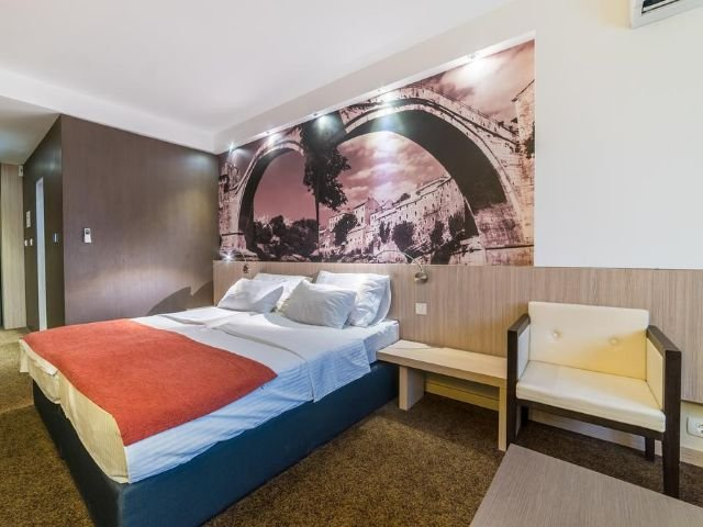Mostar - Hotel City **** - voorbeeldkamer