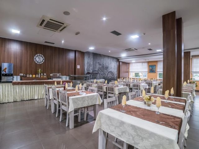 Mostar - Hotel City **** - restaurant