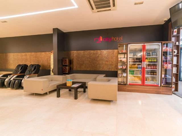 Mostar - Hotel City **** - lounge