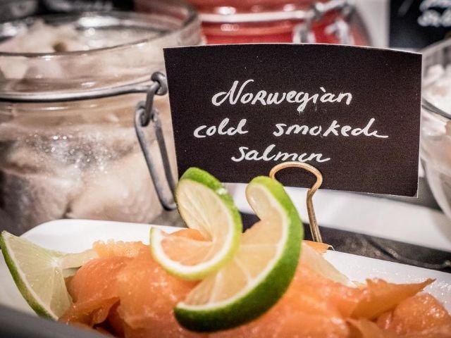 Noorwegen - Tau - Lilland Brewery Hotel