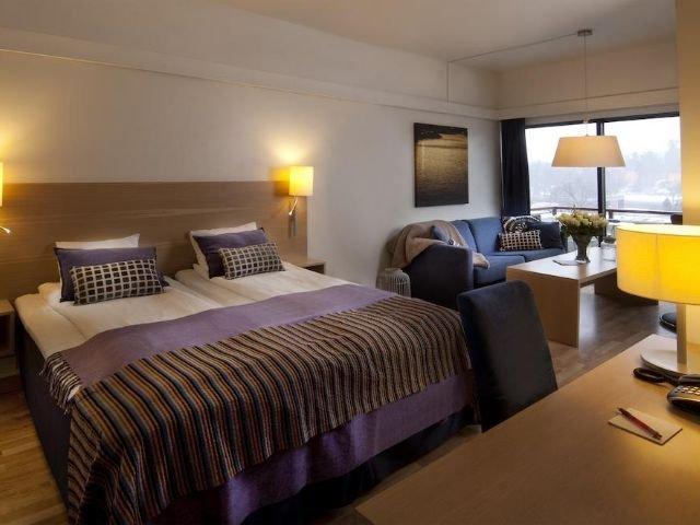 Noorwegen - Kristiansand - Thon Hotel Kristiansand