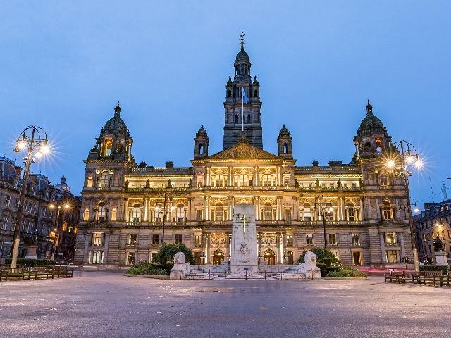 Schotland - Glasgow - George Square
