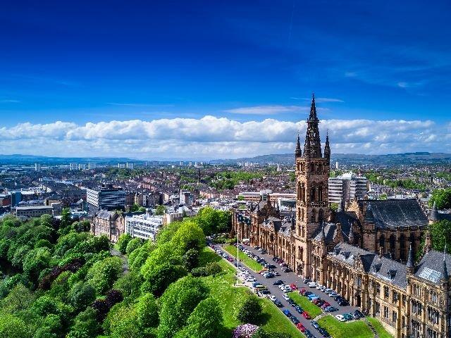 Schotland - Glasgow - Kathedraal