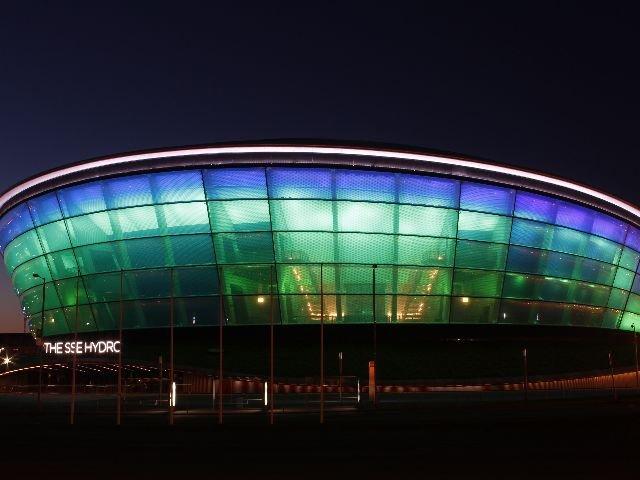 Schotland - Glasgow - SSE Hydro