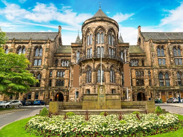 Schotland - Glasgow - Universiteit