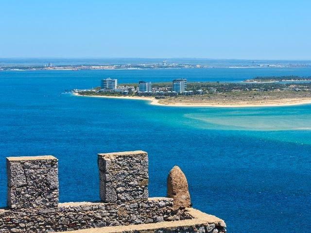 Portugal - omgeving Setubal