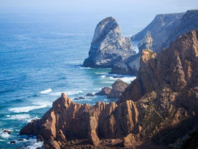 Portugal – omgeving Sintra – Cabo de Roca
