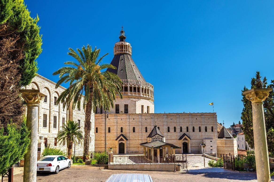 Rondreis Historisch en hedendaags Israël