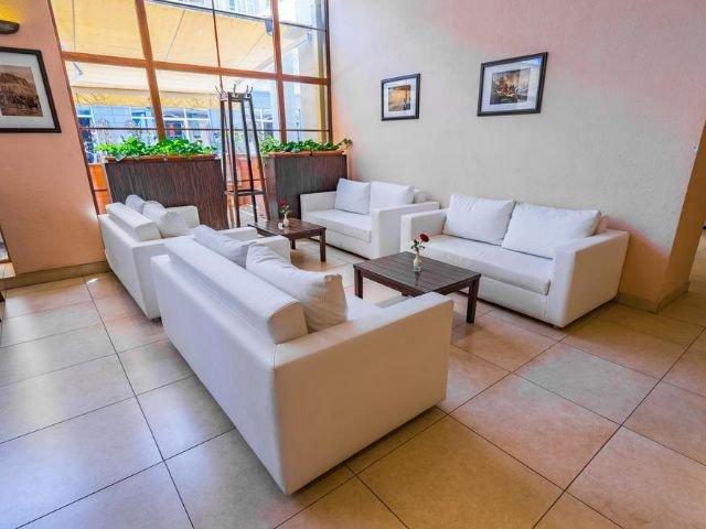 Akhaltsikhe - Hotel Lomsia*** - lounge