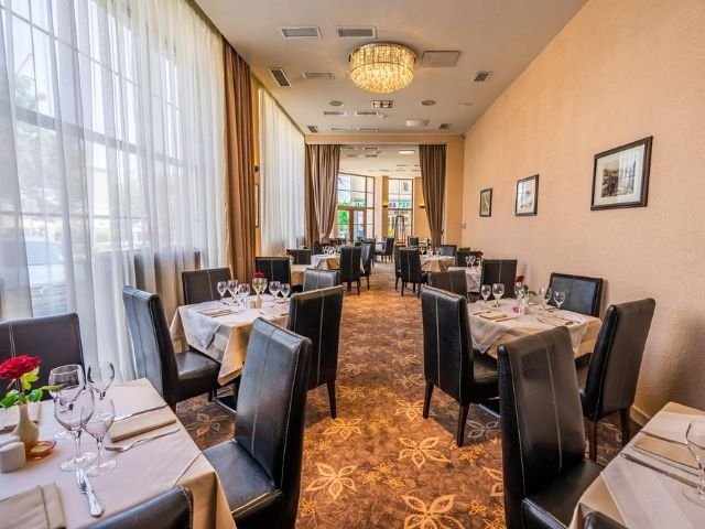 Akhaltsikhe - Hotel Lomsia*** - restaurant