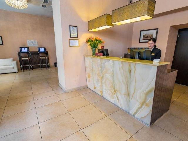 Akhaltsikhe - Hotel Lomsia*** - receptie