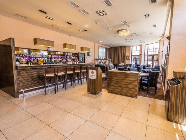 Akhaltsikhe - Hotel Lomsia*** - bar