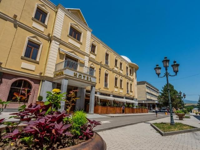Akhaltsikhe - Hotel Lomsia*** - aanzicht