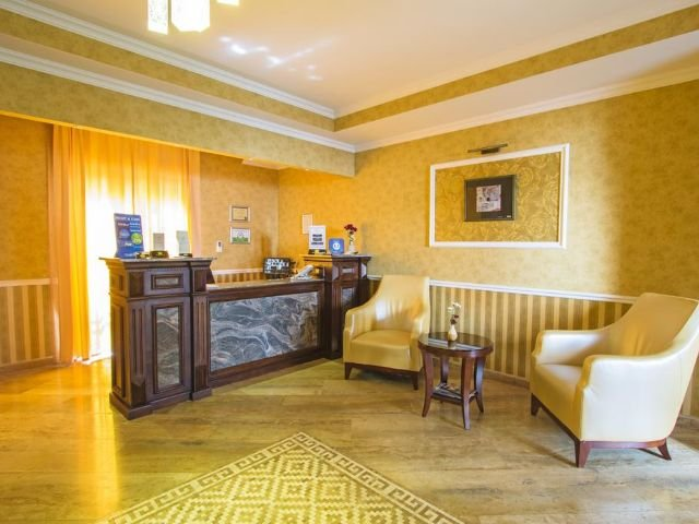 Tbilisi - Hotel KMM**** - receptie