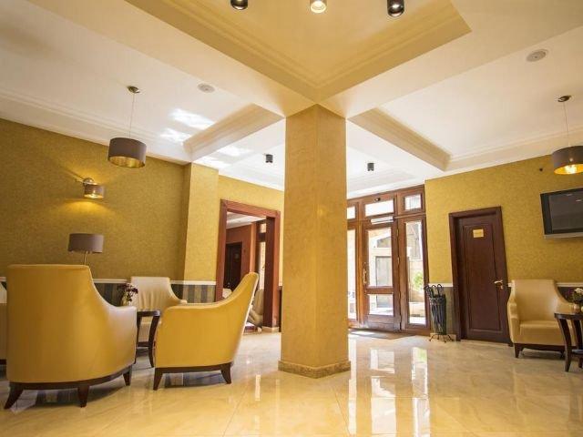Tbilisi - Hotel KMM**** - entree