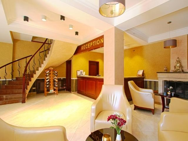 Tbilisi - Hotel KMM**** - lounge