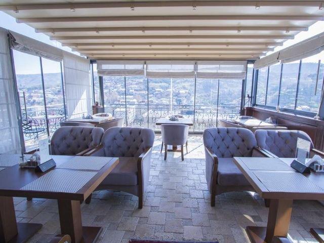 Tbilisi - Hotel KMM**** - bar