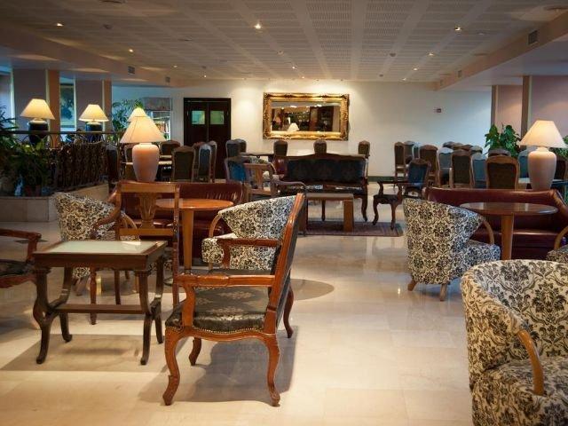 Jerusalem Gold Hotel - lounge