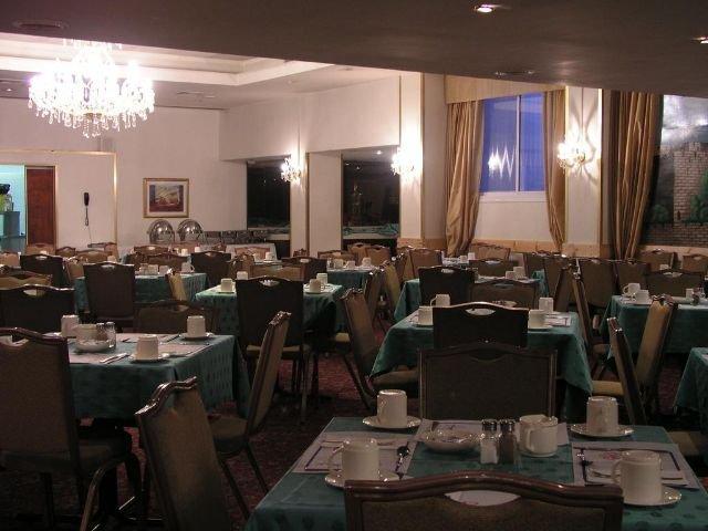 Jerusalem Gold Hotel - restaurant