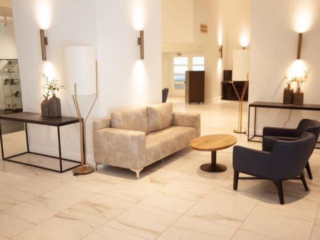 King Solomon Hotel - lobby