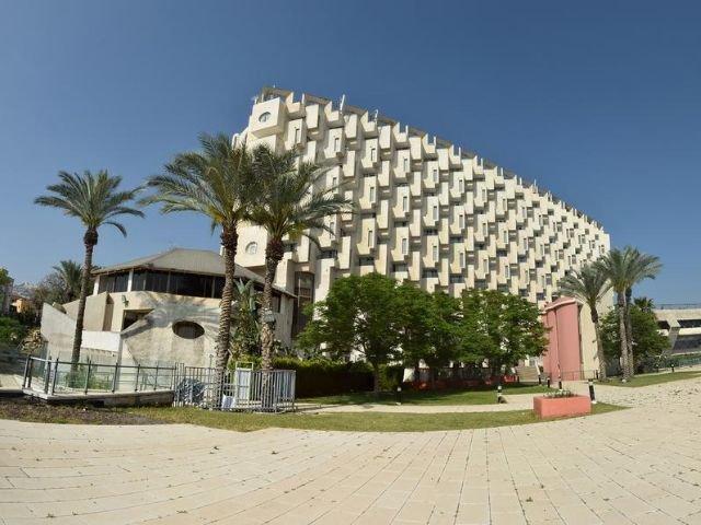 King Solomon Hotel - vooraanzicht