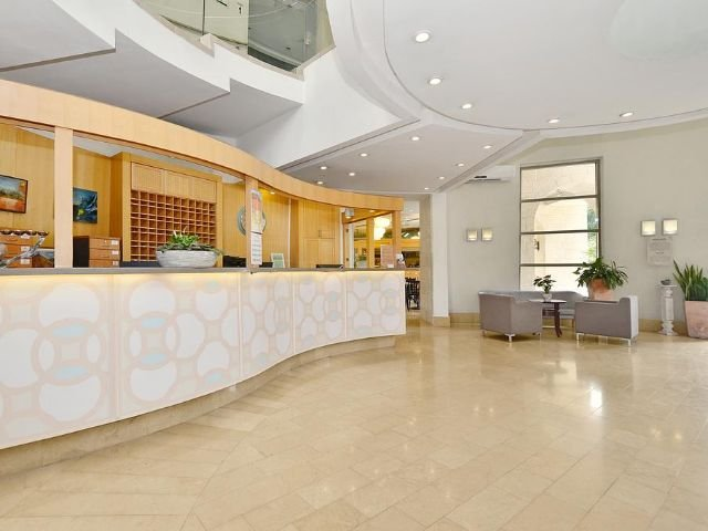 Ruth Daniel Residence Hotel - receptie
