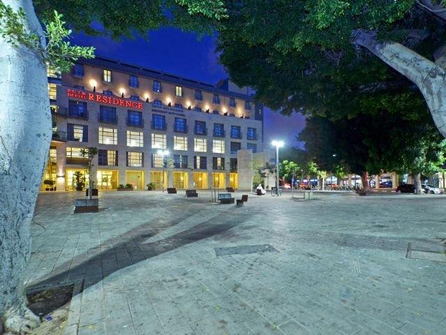 Ruth Daniel Residence Hotel - vooraanzicht