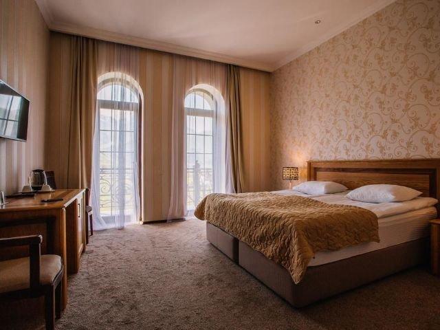 Sno - Hotel Sno Kazbegi **** - voorbeeldkamer