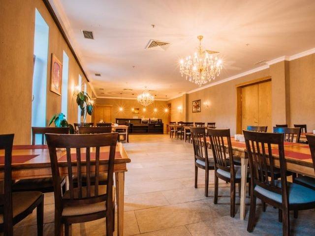 Sno - Hotel Sno Kazbegi **** - restaurant