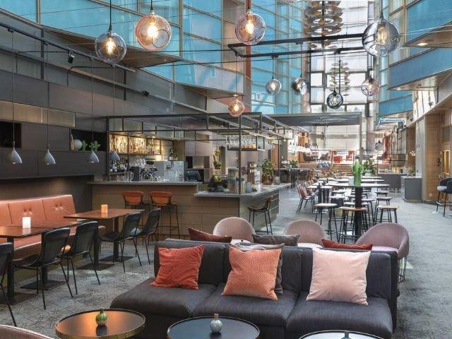 Zweden - Göteborg - Scandic Mölndal Hotel