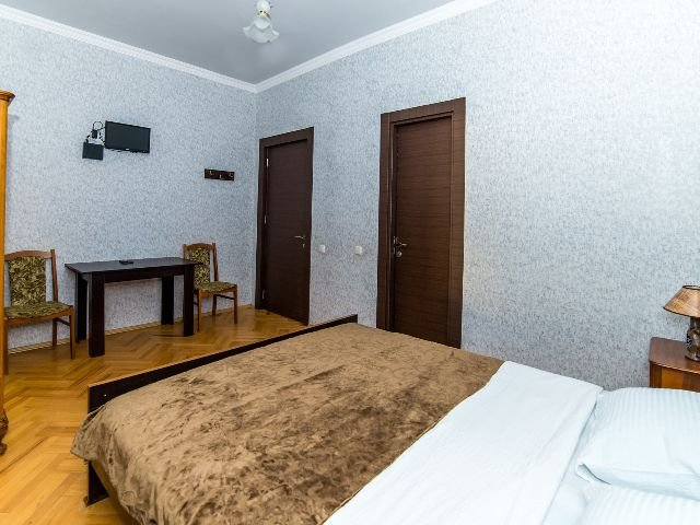 Telavi - Hotel Zuzumbo - voorbeeldkamer