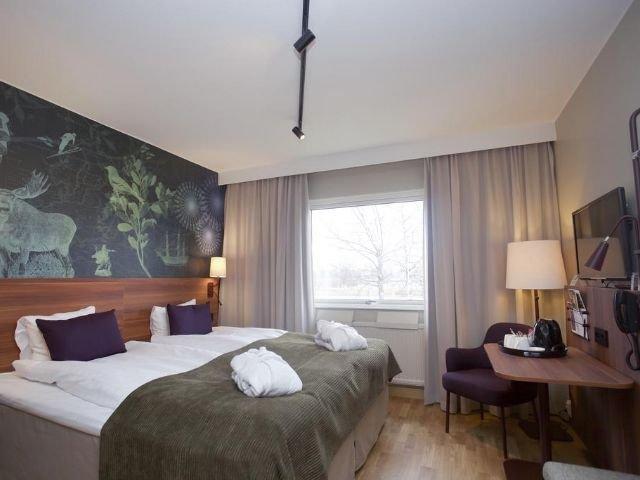 Zweden - Karlstad - Scandic Klarälven Hotel