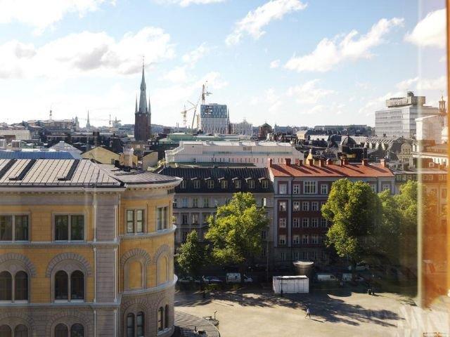 Zweden - Stockholm - Scandic Norra Bantorget