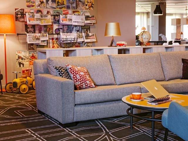 Zweden - Växjö - Scandic Hotel Växjö