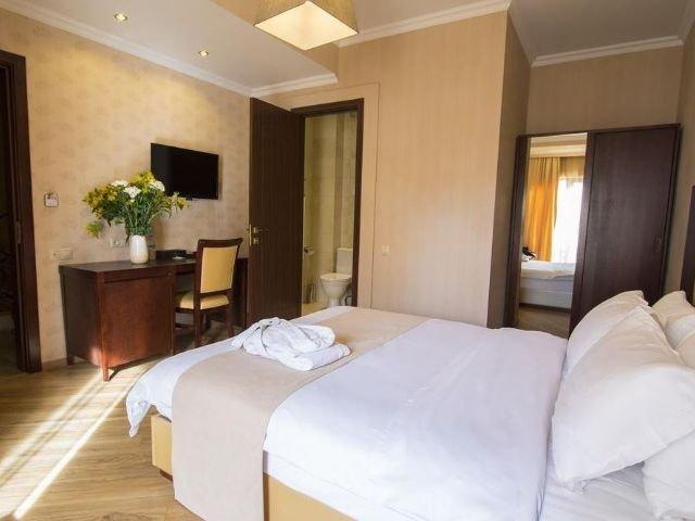 Tbilisi - Hotel KMM**** - voorbeeldkamer